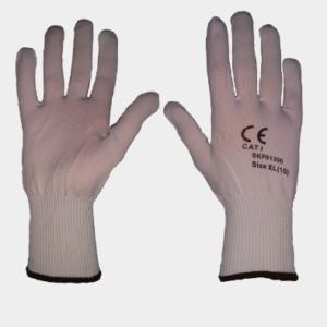 Rękawice dzianinowe i tkaninowe