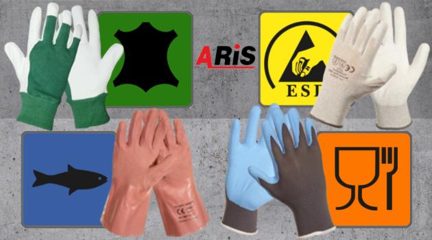 Polecamy 4 nowe modele rękawic ARIS